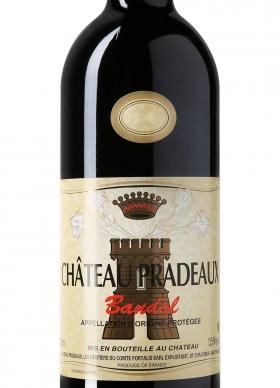 Château Pradeaux Tinto 2012