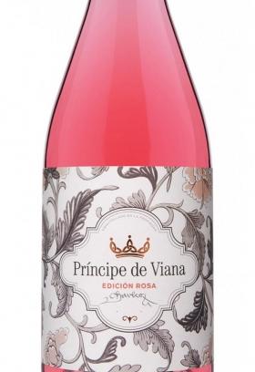Principe De Viana Edicion Limitada Rosado 2018