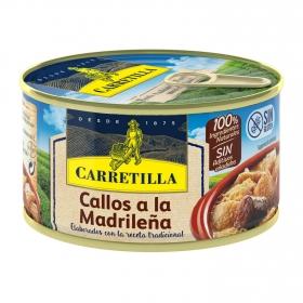 Callos a la madrileña Carretilla 380 g.