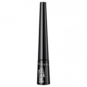 Maquillaje para cejas Brow shake Filling Powder nº4 Rimmel 1 ud.
