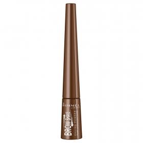 Maquillaje para cejas Brow shake Filling Powder nº2 Rimmel 1 ud.