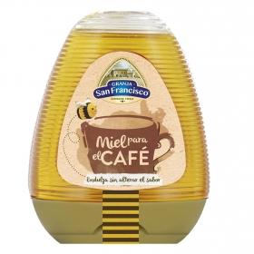 Miel para el café Granja San Francisco 350 g.
