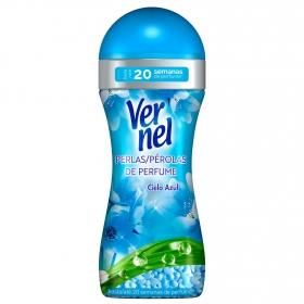Potenciador de Perfume Suprême Pearls Fresh Joy Vernel 14 lavados.