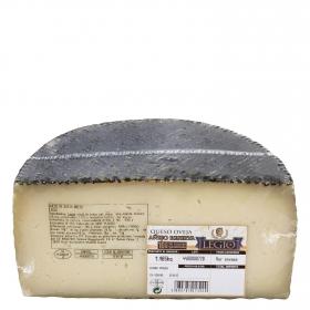 Queso puro de oveja añejo reserva Legio 1/2 pieza 1,4 Kg aprox