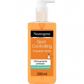 Limpiador diario visibly clear spot proofing Neutrogena 200 ml.