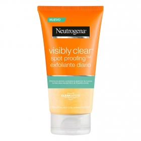 Crema exfoliante visibly clear spot proofing Neutrogena 150 ml.