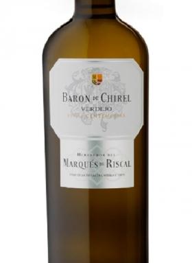 Baron De Chirel Viñas Centenarias Blanco Con Crianza 2015
