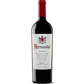 Vino D.O. Rioja tinto Reserva Hermandad 75 cl.