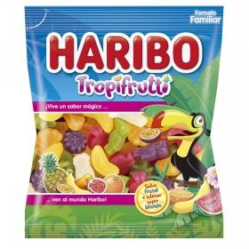 Caramelos de goma Tropifrutti Haribo 275 g.