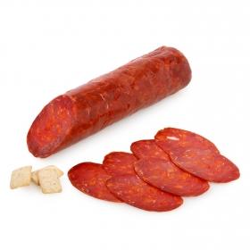 Chorizo de pavo Carrefour sin gluten y sin lactosa al corte 250 g aprox
