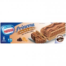 Tarta helada de chocolate y galleta Princesa Nestlé 570 g.