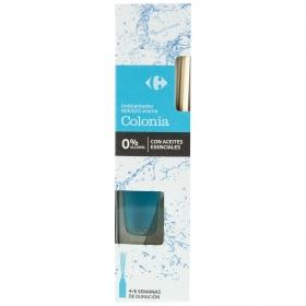 Ambientador varillas colonia Carrefour 45 ml.