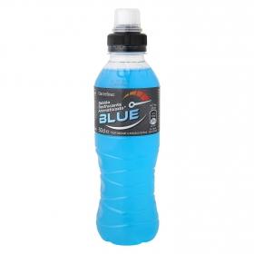 Bebida Isotónica Carrefour Blue botella 50 cl.