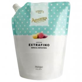 Azúcar extra fino para repostería Azucarera 750 g.