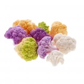 Coliflor de colores 400 g