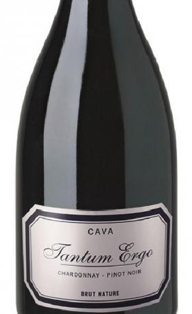 Tantum Ergo Chardonnay Pinot Noir 2017
