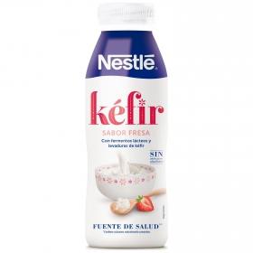 Kéfir líquido de fresa Nestlé 500 g.