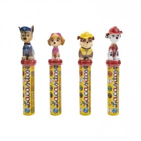 Grageas de chocolate patrulla canina Lacasitos Lacasa 20 g.