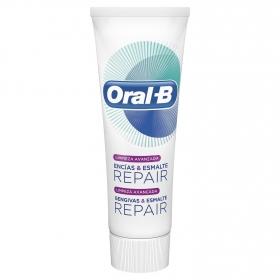 Dentífrico limpieza avanzada Encias & Esmalte Repair Oral-B 75 ml.