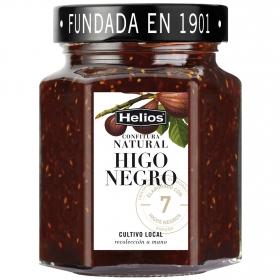 Confitura de higo negro Helios sin gluten 330 g.