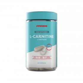 Complemento alimenticio L-Carnitine Prozis 60 cápsulas.