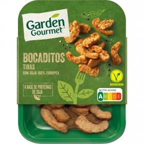 Bocaditos braseados a base de proteínas vegetales Garden Gourmet 175 g.