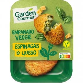 Empanado de espinacas y queso Garden Gourmet 180 g.