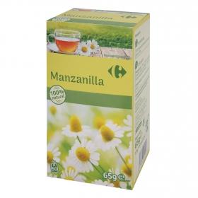 Manzanilla en bolsitas Carrefour 50 ud.
