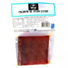 Mojama de atún estra, Salazones Garre 200 g