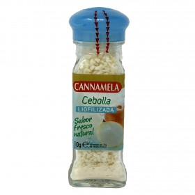 Cebolla liofilizada Cannamela 10 g.