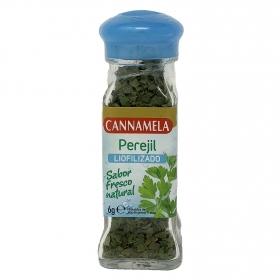 Perejil liofilizado Cannamela 6 g.