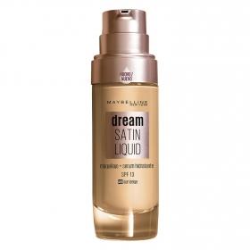 Maquillaje Dream satine nº 48 Sun beige Maybelline 30 ml.