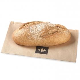 Pan integral completo 100% 480 g