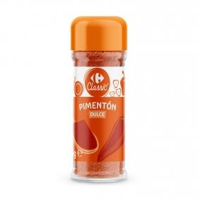 Pimentón dulce Carrefour 45 g.