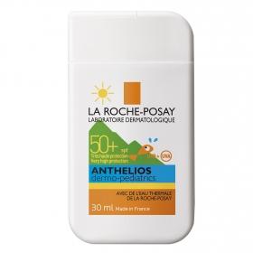 Crema solar niños SPF50+ Anthelios dermo-pediatrics La Roche-Posay 30 ml.