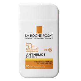 Crema solar SPF50+ Anthelios La Roche-Posay 30 ml.
