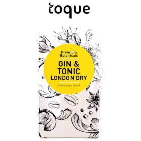 Botánicos para gin tonic London Dry Toque 45 g.