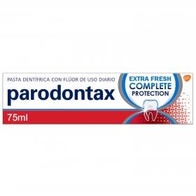 Dentífrico protección completa Parodontax 75 ml.