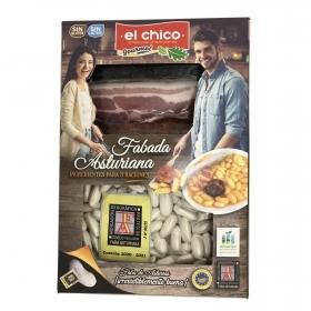Preparado para fabada asturiana El Chico 500 g.