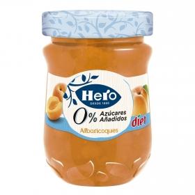 Confitura de albaricoque Diet Hero 280 g.