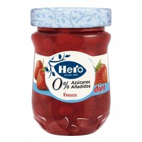 Confitura de fresa Diet Hero 280 g.