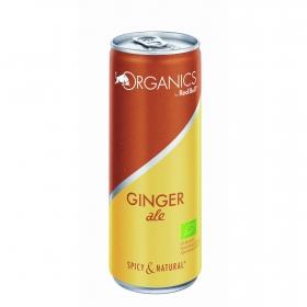 Red Bull Bebida energética ecológica Ginger lata 25 cl.