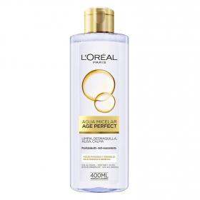 Agua micelar Age Perfect L'Oréal 400 ml.