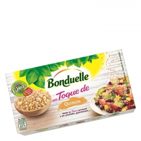 Quinoa blanca Bonduelle pack de 2 unidades de 60 g.
