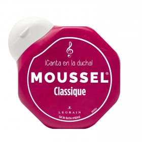 Gel mini classic Moussel 60 ml.