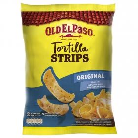 Tortilla strips  Old El Paso sin gluten 185 g.