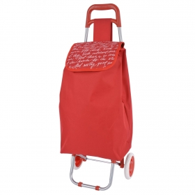 Carro Compra Urban - Rojo