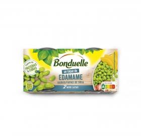 Habas de soja Bonduelle pack de 2 unidades de 65 g.