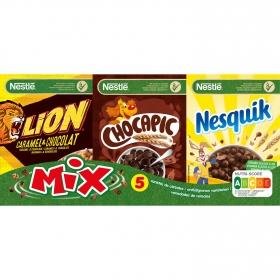 Cereales variados Nestlé 190 g.