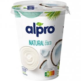 Preparado de soja natural con coco Alpro sin lactosa 500 g.
